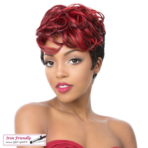 Its A Wig Chi Synthetic Dream A Line Wig