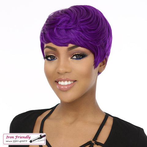 Its A Wig Cyber Celebrity Style Synthetic Wig