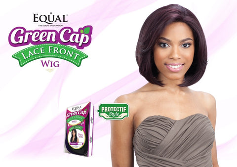 FreeTress Equal Green Cap Gigi Synthetic Lace Front Wig