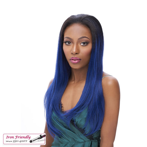 Its A Wig HW Sea Breeze Half Wig