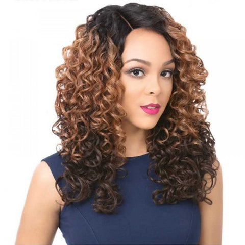 Its A Wig Lace Milo Swiss Synthetic Lace Front Wig