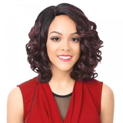 Its A Wig Lace River Swiss Synthetic Lace Front Wig