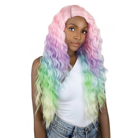 Its a Wig Unicorn Sun Dance Wig