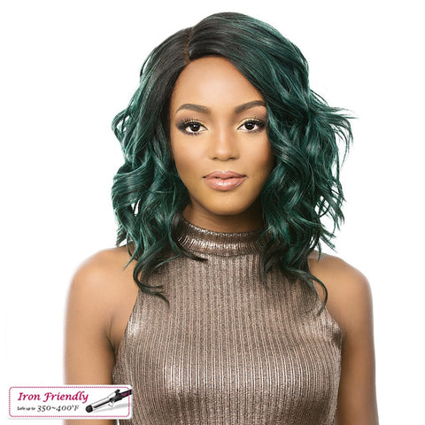 Its A Wig A Line Trudy Synthetic Lace Front Wig