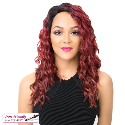 Its A Wig Lace Andrea Synthetic Lace Front Wig