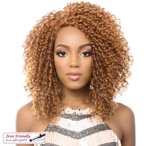 Its A Wig A Line Dance Synthetic Lace Front Wig