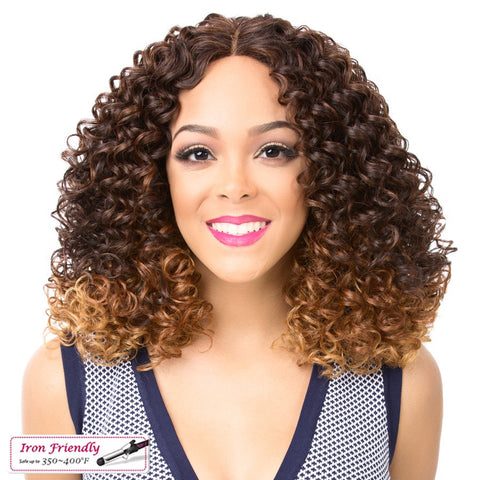 Its A Wig Emerald Synthetic Hair Lace Front Wig