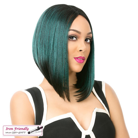 Its A Wig A Line Kandle Synthetic Lace Front Wig
