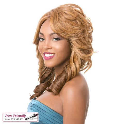 Its A Wig Dream A Line Lace Louise Synthetic Lace Front Wig