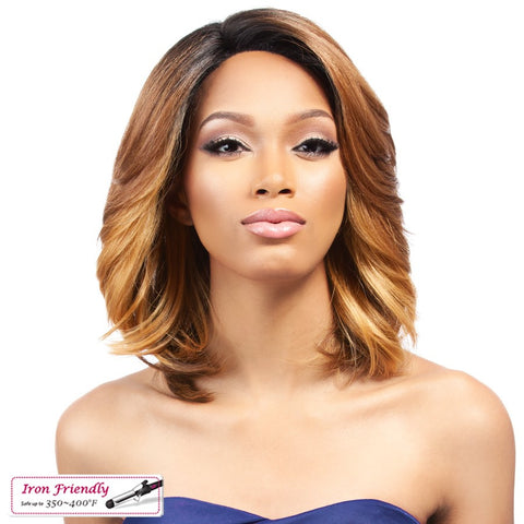 Its A Wig Lace Queen Anaston Synthetic Lace Front Wig