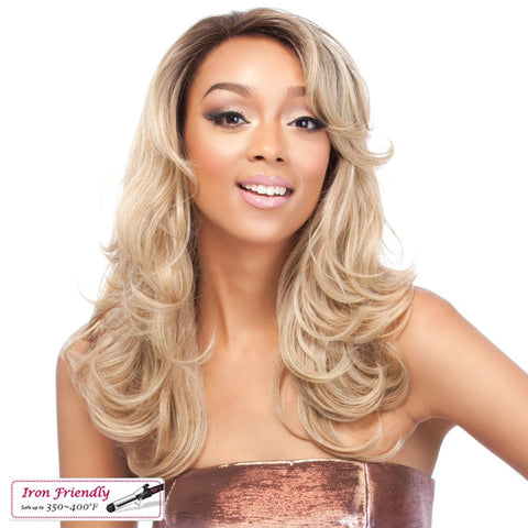 Its A Wig Lace Queen Monaco Synthetic Lace Front Wig