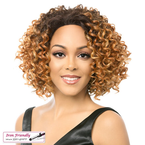 Its A Wig Lace Rumi Synthetic Lace Front Wig