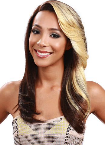 Bobbi Boss MLF 84 Faye Synthetic Lace Front Wig