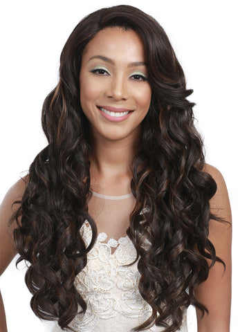 Bobbi Boss MLF 133 Lotus Synthetic Lace Front Wig