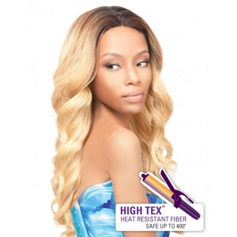Outre Zenn Lace L Parting Synthetic Lace Front Wig