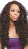 Outre Synthetic Lace Front L - Part Batik Peruvian Wig - ufuzzy