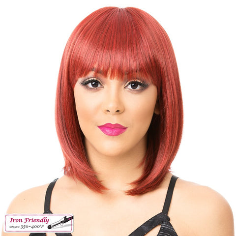 Its A Wig Super Star Celebrity Style Synthetic Wig