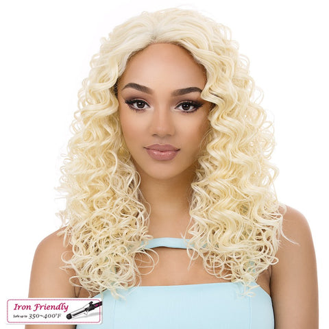 Its A Wig Lace Banks Super Swiss Synthetic Lace Front Wig