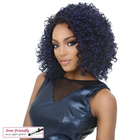 Its A Wig Lace Mady Super Swiss Synthetic Lace Front Wig