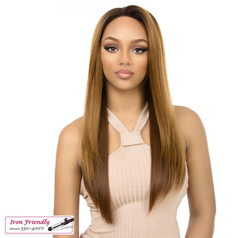 Its A Wig Lace Swan Super Swiss Synthetic Lace Front Wig