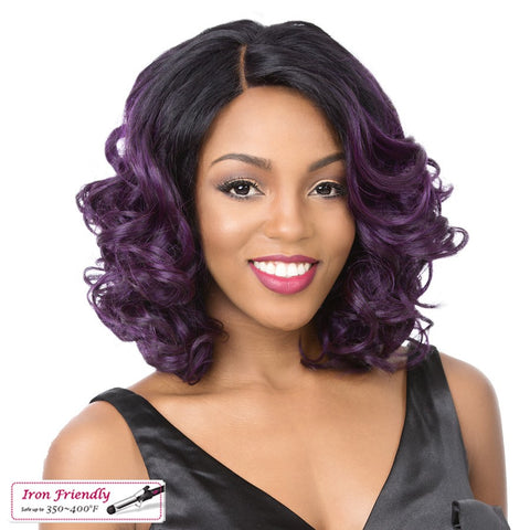 Its A Wig Lace Century Swiss Synthetic Lace Front Wig