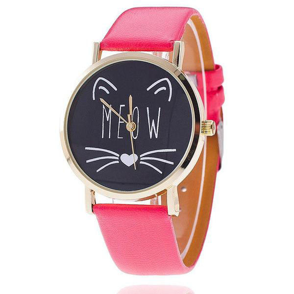 Meow Cat Watches