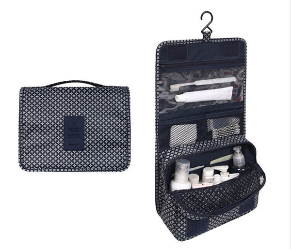Travel Waterproof Toiletries/Cosmetic Bag