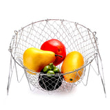 Foldable Magic Frying Basket