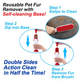 Reusable Double Sided Fur Remover
