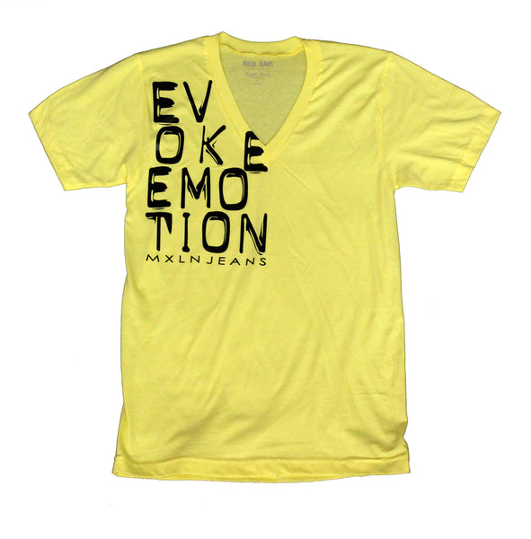 MXLN JEANS CO. Evoke Emotion Tee
