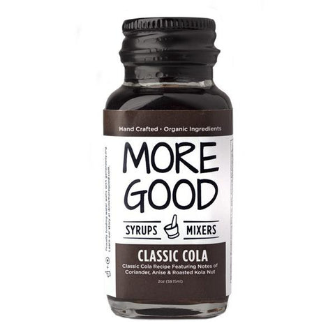 More Good - Cola 2oz