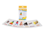Brainy Baby Music Flashcards Set Discovering Musical Horizons Deluxe Edition