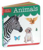 Let's Learn Animals Board Book