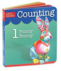 Let's Learn Counting Board Book