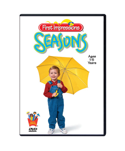 Baby's First Impressions® Seasons DVD