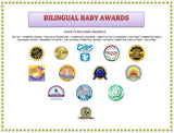 Brainy Baby Bilingual Baby Awards