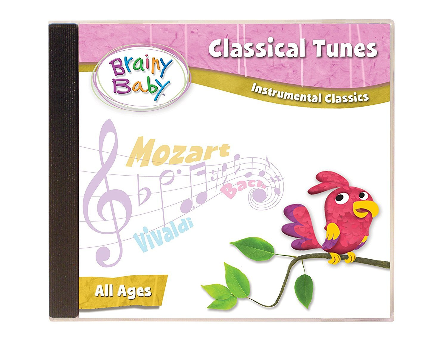 Brainy Baby Classical Tunes Music CD