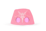 COOEEE Fairy Sunglasses Hat Pink with Pink Lenses by Boomerang Baby