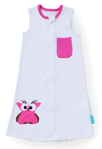 EGGKIDS VERA Wearable Blanket 100% Organic Cotton