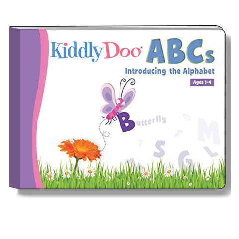 Kiddly Doo ABCs Book