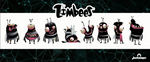 Zombees Collectibles by Jackalope