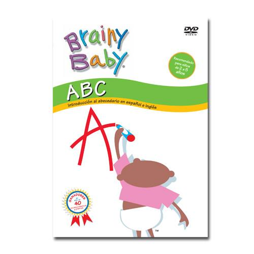 Brainy Baby Spanish ABCs DVD Classic Edition