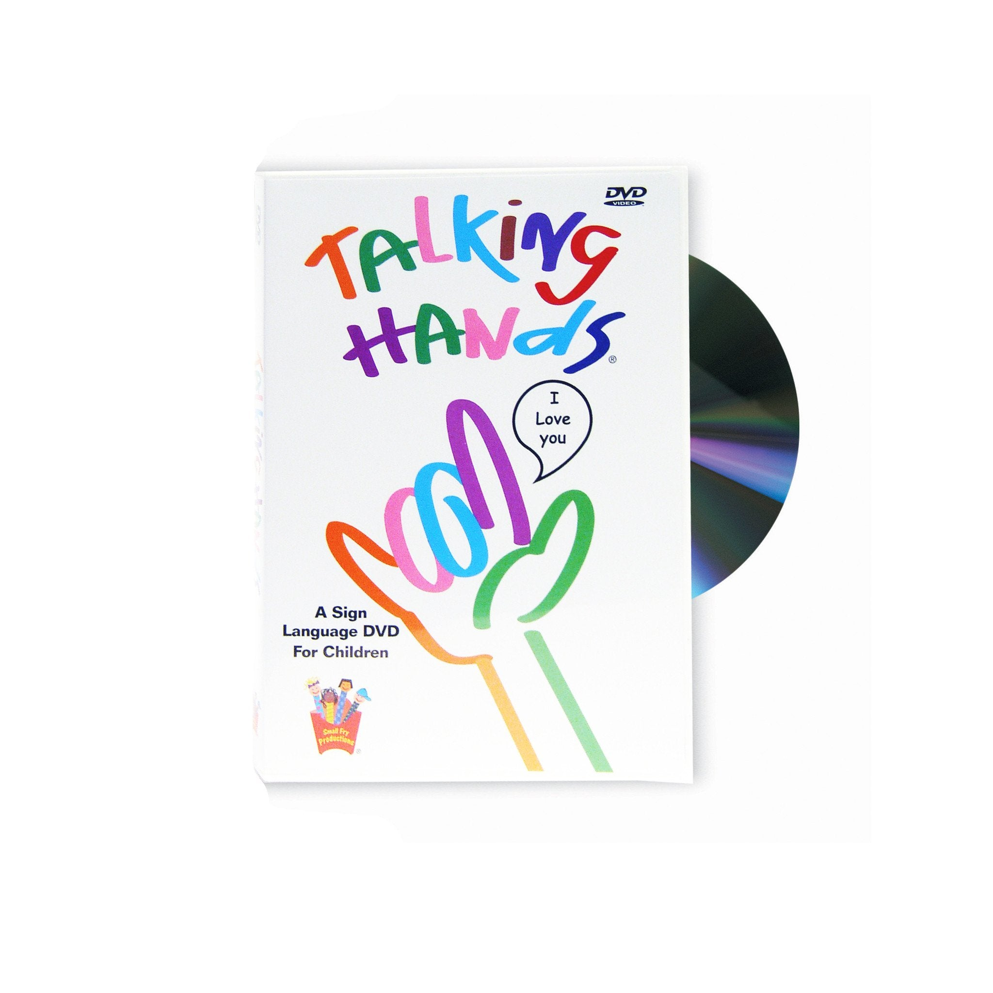 Brainy Baby® Talking Hands DVD (Classic)