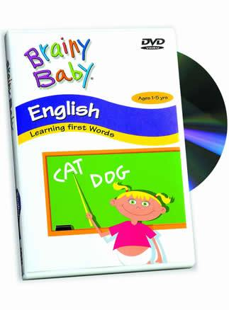 Brainy Baby® English DVD (Classic)