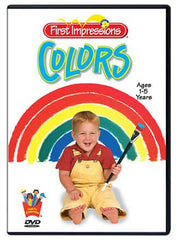 Baby's First Impressions® Colors DVD