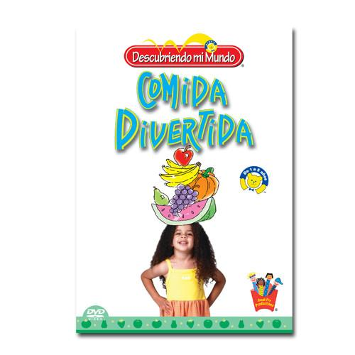 Baby's First Impressions®Food Fun Comida Divertida - Spanish Classic Edition