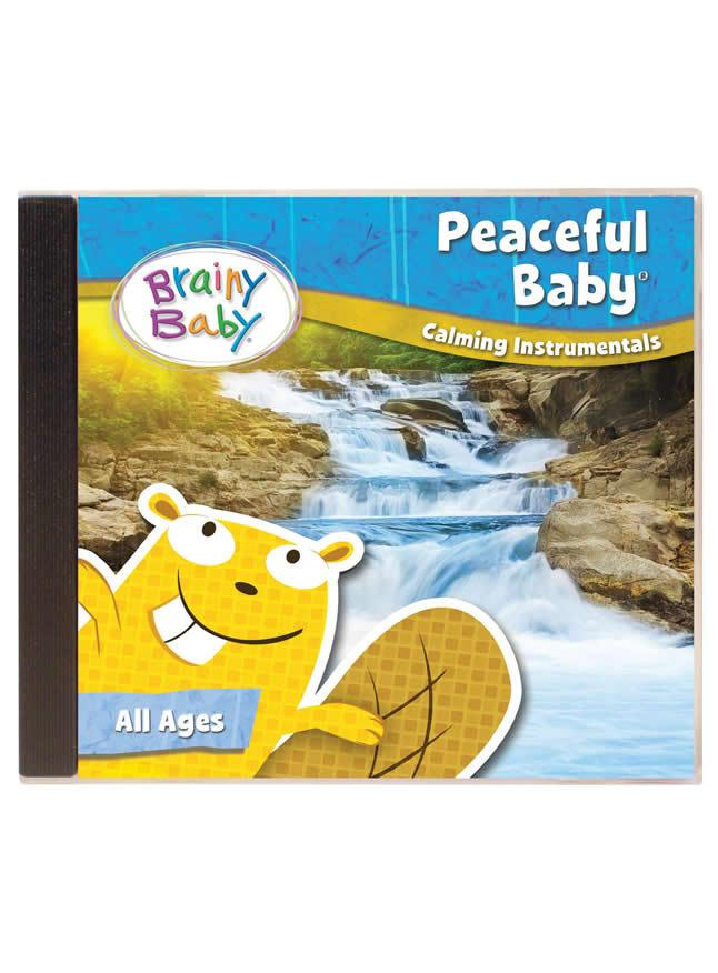 Brainy Baby Peaceful Baby Music CD