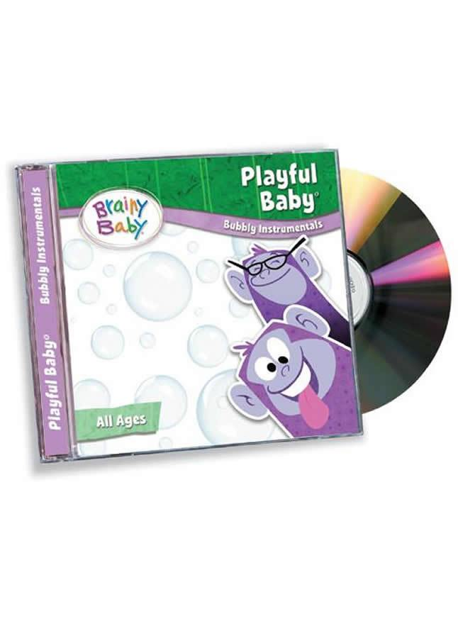 Brainy Baby Playful Baby Music CD