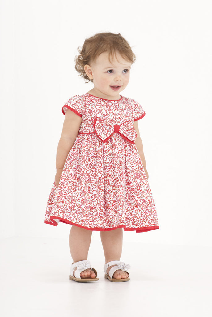 Biscotti Rose Reflection Dress