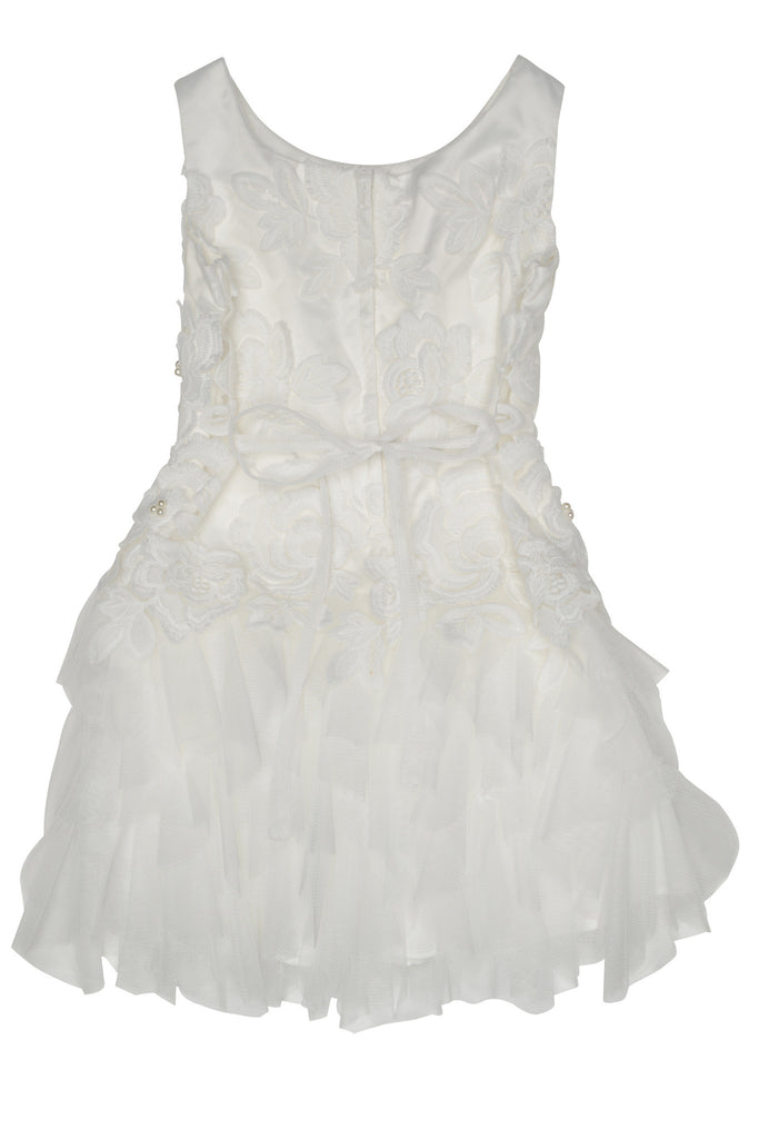 Biscotti Wedding Party Drop Waist Dress